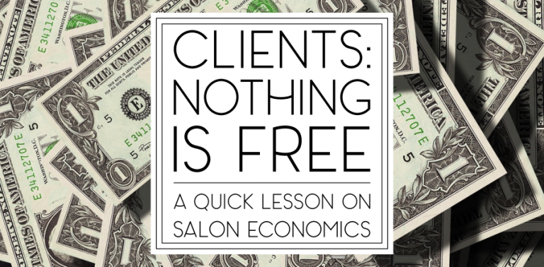 Clients: Nothing is Free