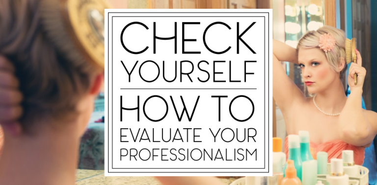 Salon Professionals: Have You Assessed Yourself Lately?