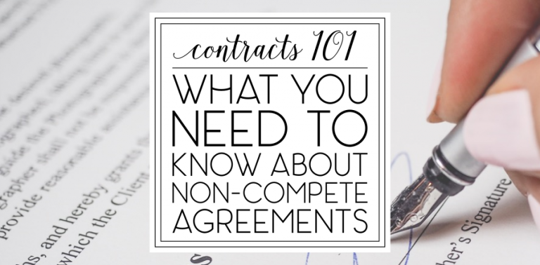 Employment Contracts: Non-Compete Agreements