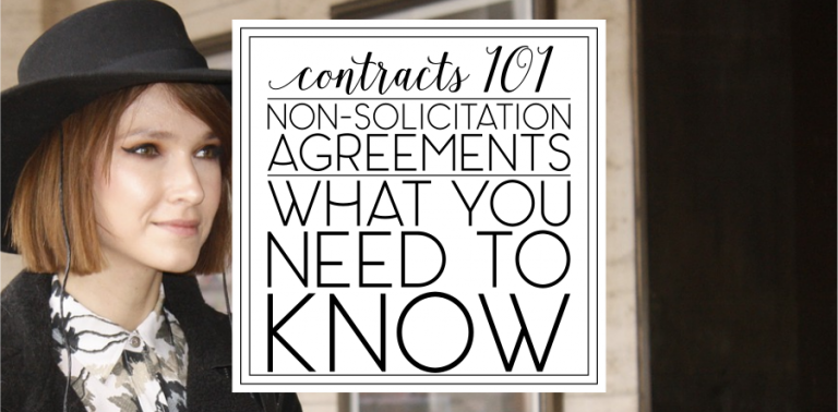 Employment Contracts: Non-Solicitation Clauses