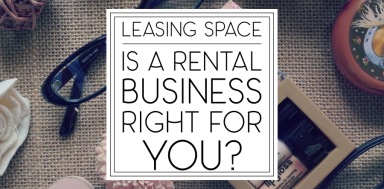 Are Renters Right for Your Salon?