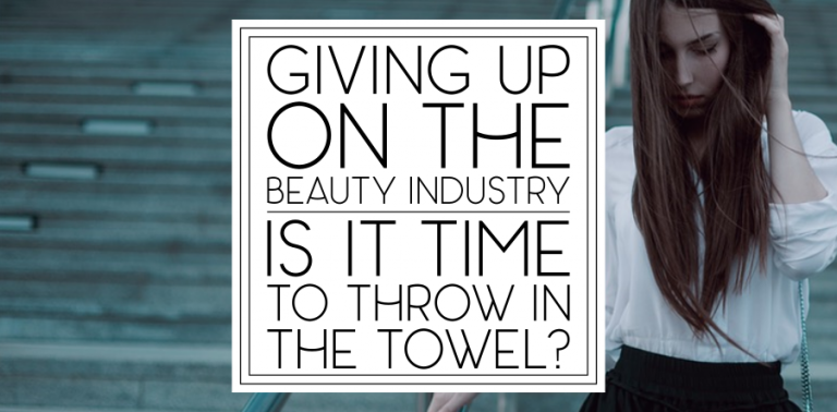 Giving Up: Is it Time to Throw in the Towel?