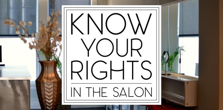 Know Your Rights in the Salon: Employee, Independent Contractor, Booth Renter