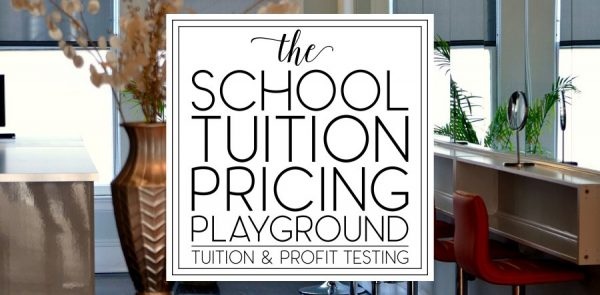 School Tuition Pricing Playground Square