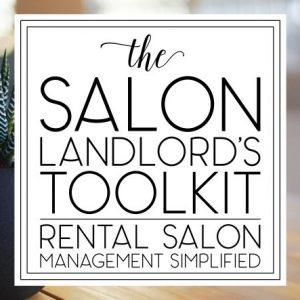 Salon Landlord's Toolkit