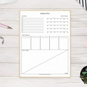 Weekly Planner Image