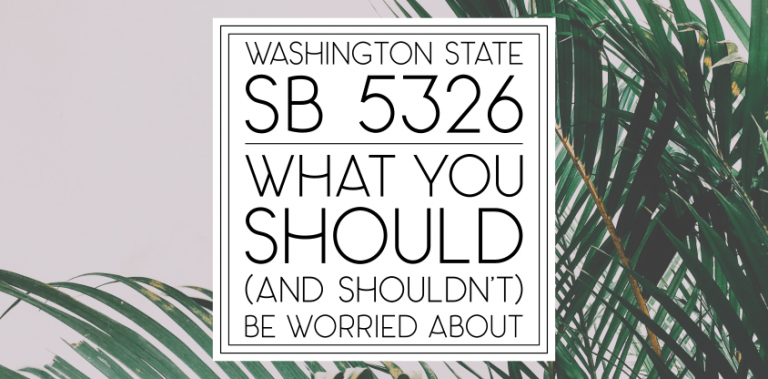 Washington State SB 5326: What does it mean for booth rental?