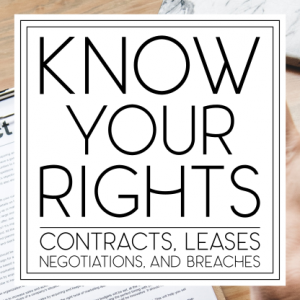 Know Your Rights in the Salon: Employee, Independent