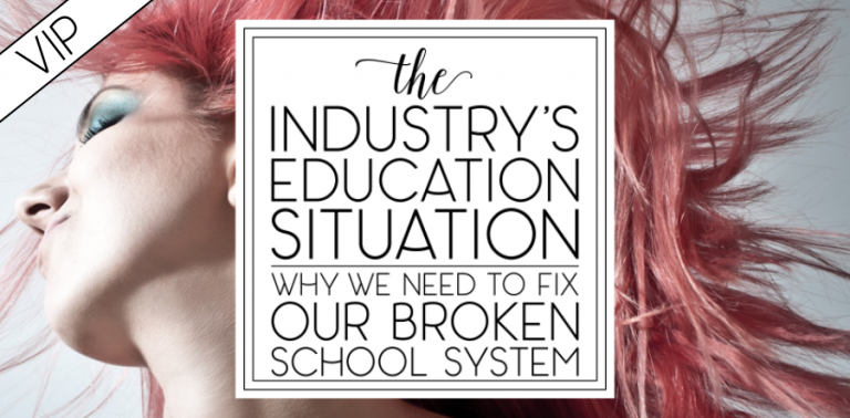 The Industry's Education Situation