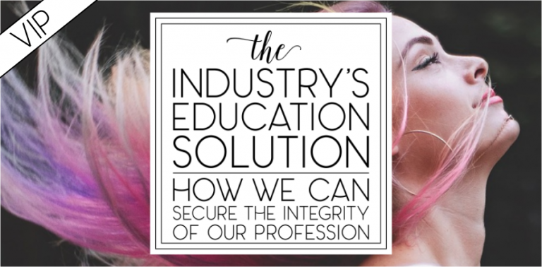The Industry's Education Solution