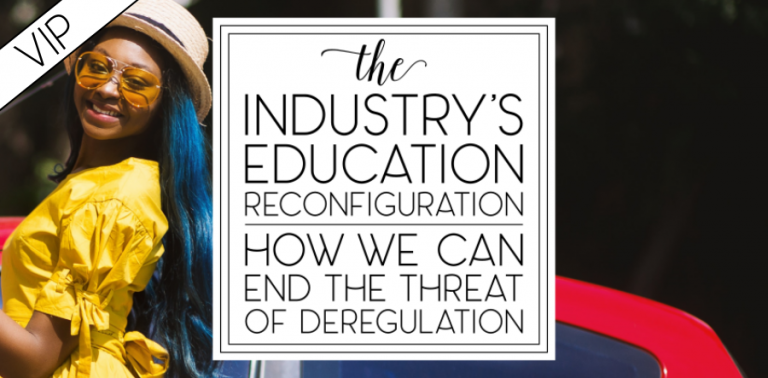 [VIP 3] The Industry's Education Reconfiguration