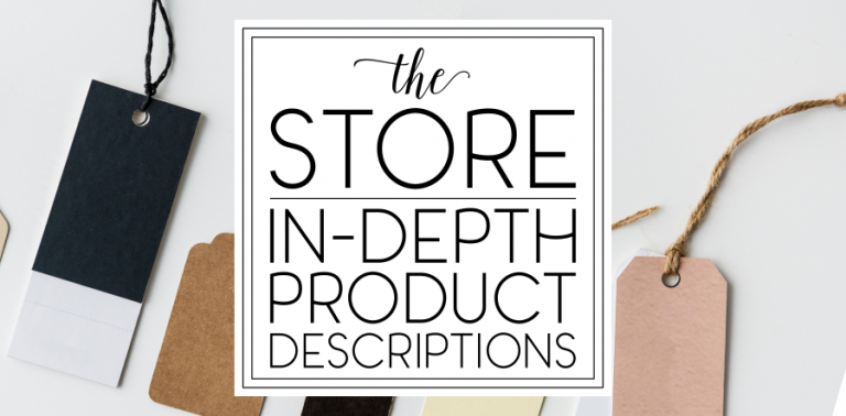 This Ugly Beauty Business: The Store – Downloadable Items