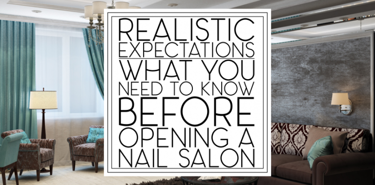 [3.4] What You Need to Know Before Opening a Nail Salon