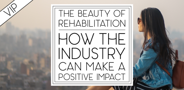 The Beauty of Rehabilitation