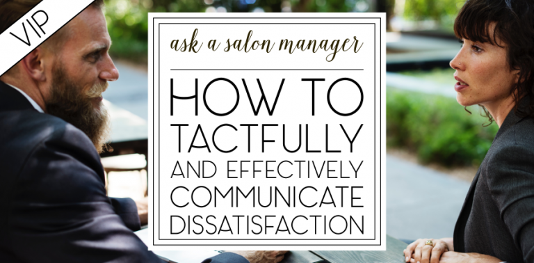 How to Tactfully Express Dissatisfaction