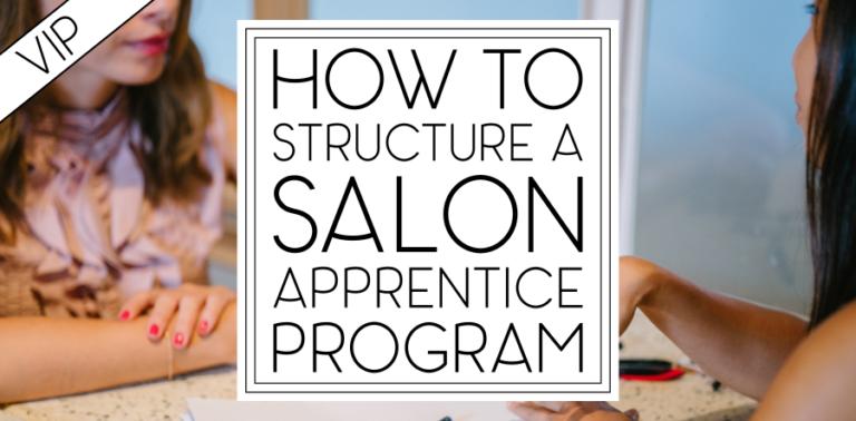 All About Salon Apprenticeship Programs
